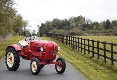 Cuando sepas de qué marca es este tractor, también querrás coleccionarlo