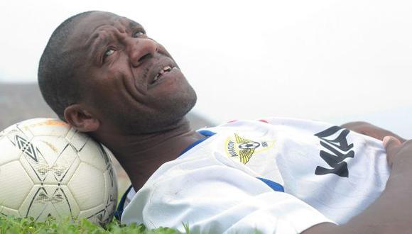 Así está el 'Diablo' Carazas, el último que le ganó a Argentina