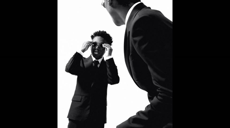 """Actores de """"Moonlight"""" debutan como modelos de Calvin Klein  - 8"""