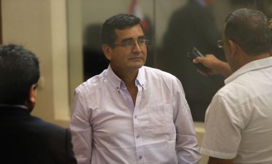 El Poder Judicial condenó al ex gobernador regional de Áncash César Álvarez a 8 años y 3 meses por el delito de colusión agravada por presuntas irregularidades en la construcción de la vía Chacas - San Luis (Foto. archivo)