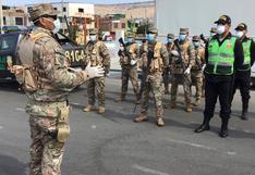 Coronavirus en Perú: El 37%  de personas con COVID-19 son trabajadores de salud, policías o militares