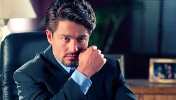 Fernando Colunga fue el galán favorito de las telenovelas en los años 90 e inicios del 2000 (Foto: Televisa)
