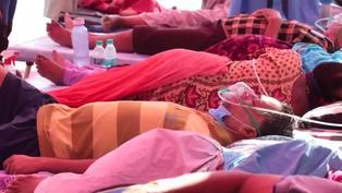 Más de 4.000 muertos al día en la India, sin grandes avances en la vacunación
