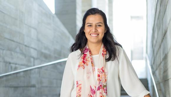 Alejandra Ruiz León tiene un máster en Comunicación Científica e Historia de la Ciencia y está estudiando un doc-torado en Historia y Sociología de la Ciencia y Tecnología en Atlanta. (Foto: Archivo personal)