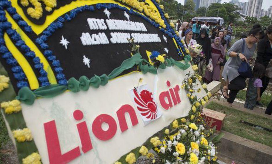 Lion Air es la mayor aerolínea de bajo coste de Indonesia, ha tenido media docena de accidentes menores y dos mortales. (Foto: AFP)