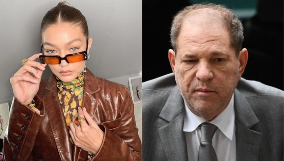 Gigi Hadid posible jurado en juicio de Harvey Weinstein (Foto: Instagram/AFP)