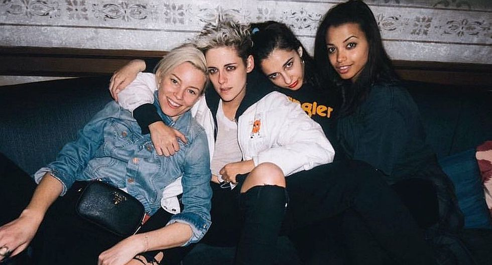"""""""Los Ángeles de Charlie"""" regresa a la gran pantalla con un remake protagonizado por Kristen Stewart, Naomi Scott y Ella Balinska. (Foto: Instagram)"""