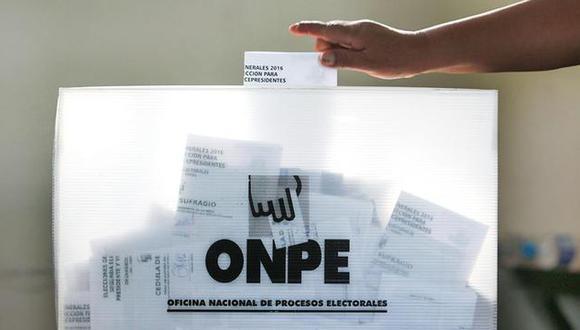 Las elecciones presidenciales en el Perú se llevarán a cabo el próximo domingo 11 de abril (Foto: GEC)