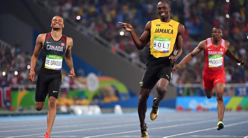 Usain Bolt se retirará con ocho oros en los Juegos Olímpicos y once en los mundiales. (Fotos: Agencias).