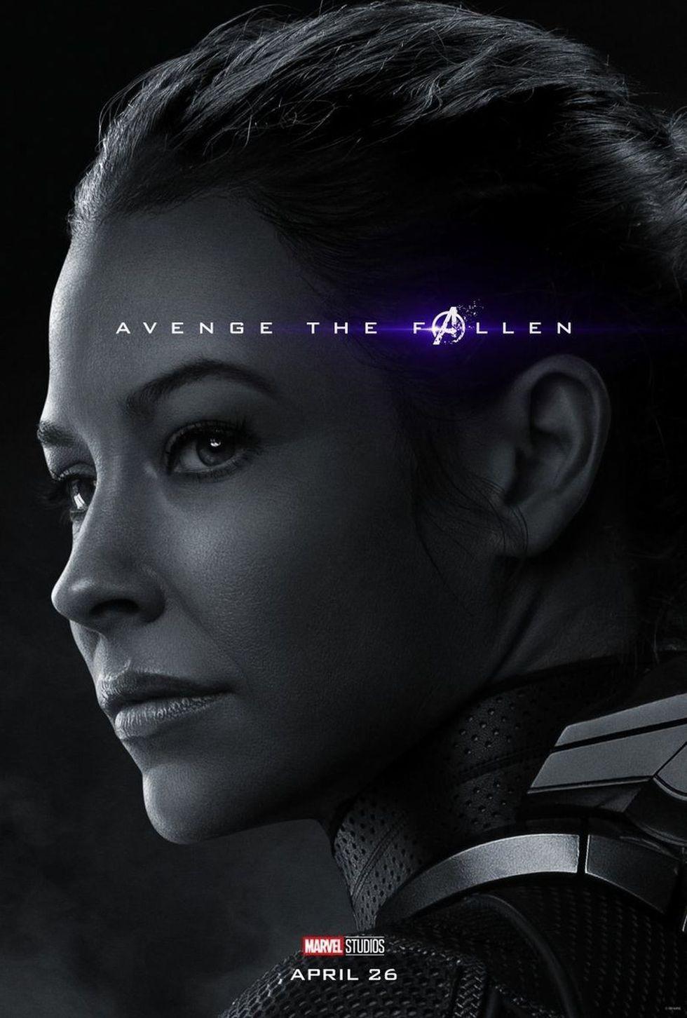 Hope van Dyne  / The Wasp - MUERTA (Foto: Avengers: Endgame / Marvel Studios)