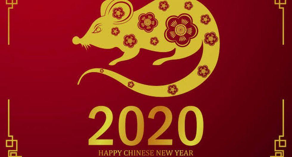 El Año Nuevo Chino empezará el sábado 25 de enero de 2020, con el Festival de Primavera, una de las celebraciones más grandes en China, y se extenderá hasta el jueves 11 de febrero de 2021 (Foto: Freepik)