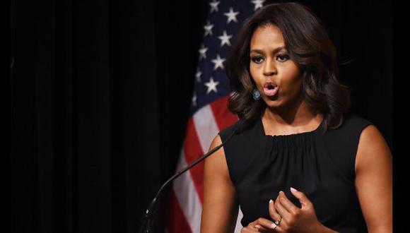 EE.UU.: Michelle Obama recibió el obsequio más caro del 2013