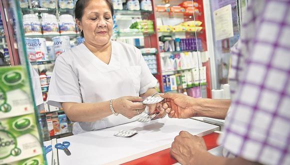 En ese listado de remedios se encuentran, por mencionar algunos, la amoxicilina, el ibuprofeno y el paracetamol.