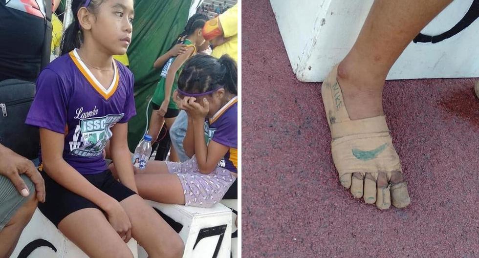 La menor logró interponerse en primer puesto de las carreras de 400, 800 y 1,500 metros. (Foto: Reuters)