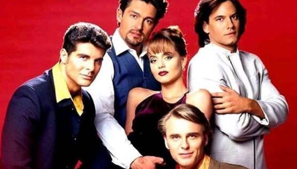 """""""La usurpadora"""" fue estrenada originalmente en febrero de 1998. Desde entonces han pasado más de 20 años (Foto: Televisa)"""