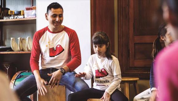 La Tarumba lanza su nuevo programa de sesiones lúdicas virtuales para niños y adolescentes  (Foto: La Tarumba)
