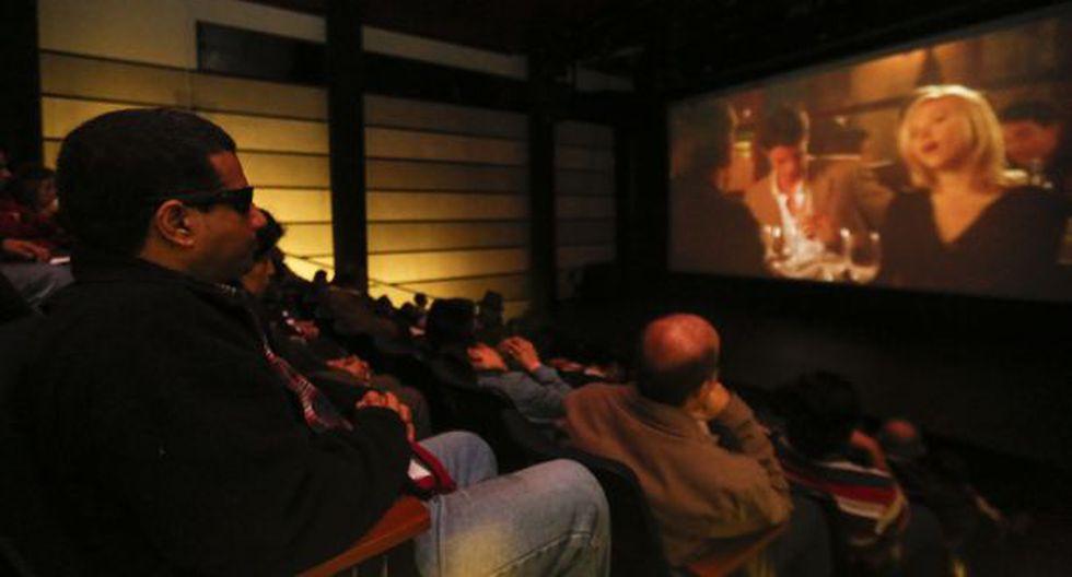 Conoce la programación de las ocho películas. (Foto referencial: archivo El Comercio)