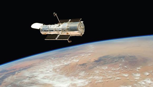 El telescopio espacial Hubble ofrece una imagen 50% más nítida que los telescopios terrestres. / Foto: Hubble Space Telescope
