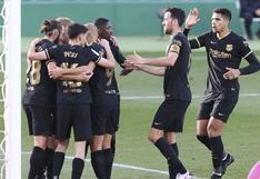 Barcelona venció 0-2 a Elche con goles de De Jong y Riqui Puig por la fecha 20 de LaLiga