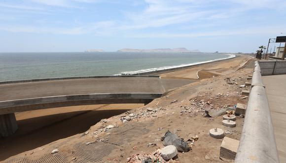 El sismo de 4,5 tuvo su epicentro en el mar del Callao. (Foto: GEC)