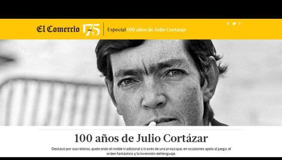 Especial por Cortázar: cuatro escritoras peruanas lo recuerdan