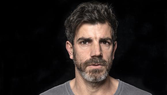 """El director argentino Mariano González presenta en el Festival de Cine de Lima """"El cuidado de los otros"""" (Foto: FCL24 PUCP)"""