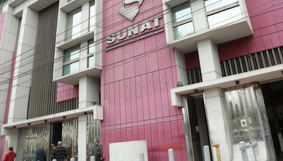 Existen cuatro servicios de Sunat que se podrán efectuar a través de la plataforma de pagos electrónica del Banco de la Nación. (Foto: GEC)
