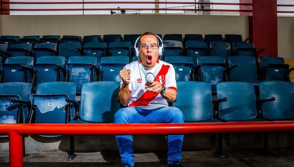 En estos partidos por el repechaje, Daniel Peredo nos habrá de nuevo vibrar de emoción.