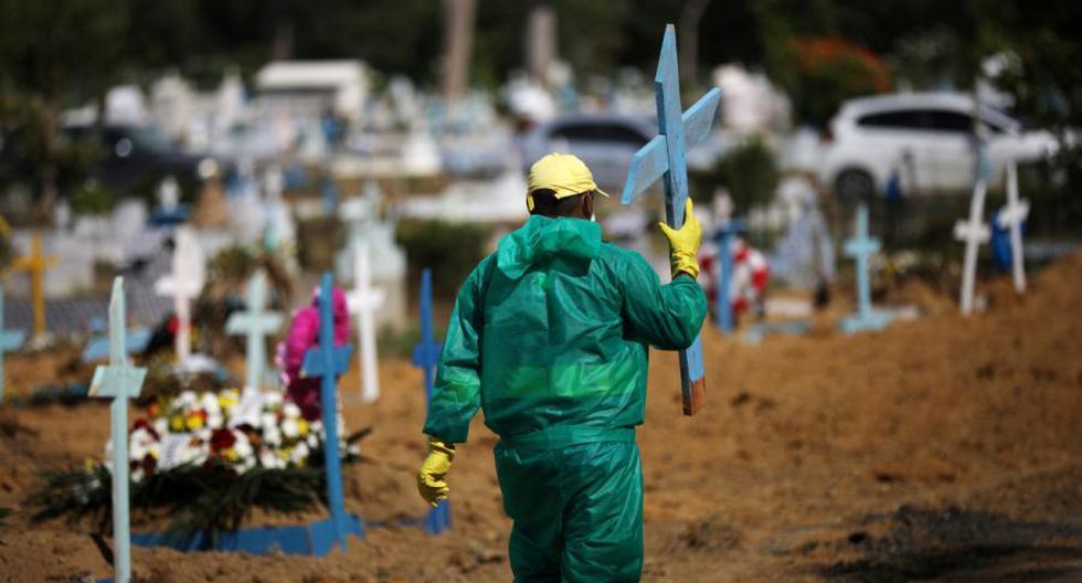 Coronavirus en Brasil | Últimas noticias | Último minuto: reporte de infectados y muertos hoy, sábado 06 de febrero del 2021. (Foto: REUTERS/Bruno Kelly).