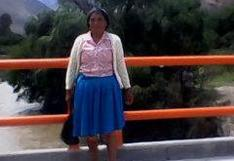 Huánuco: degüellan a mujer que tenía dos meses de gestación