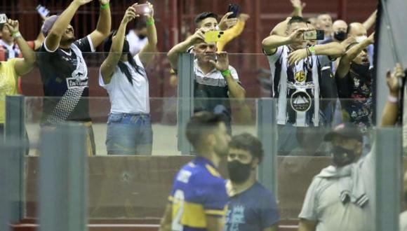 Boca Juniors vs. Claypole: el cántico en contra del 'Xeneize' que se convirtió en viral en redes sociales | VIDEO
