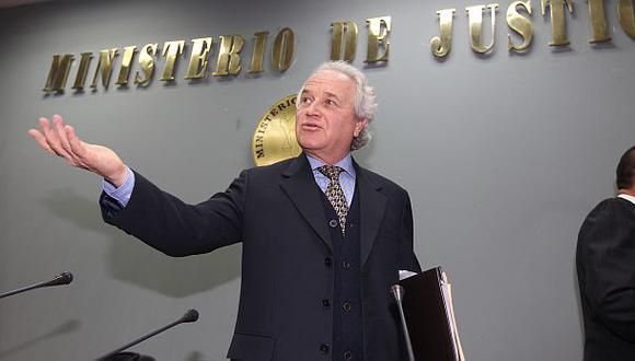 Francisco Eguiguren fue elegido como nuevo miembro de la CIDH