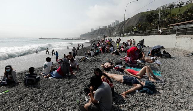 Consejo de Ministros determinará medidas concretas respecto al acceso de playas para mitigar avance de la pandemia del COVID-19. (Foto: GEC)