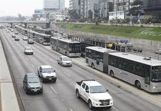 Concesionarios del Metropolitano anuncian reducción gradual de flota de buses y alimentadores