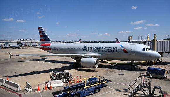 Los papeles de American Airlines bajaban 5.7% a US$ 14.06 este martes en la bolsa de Nueva York. (Foto: AFP)
