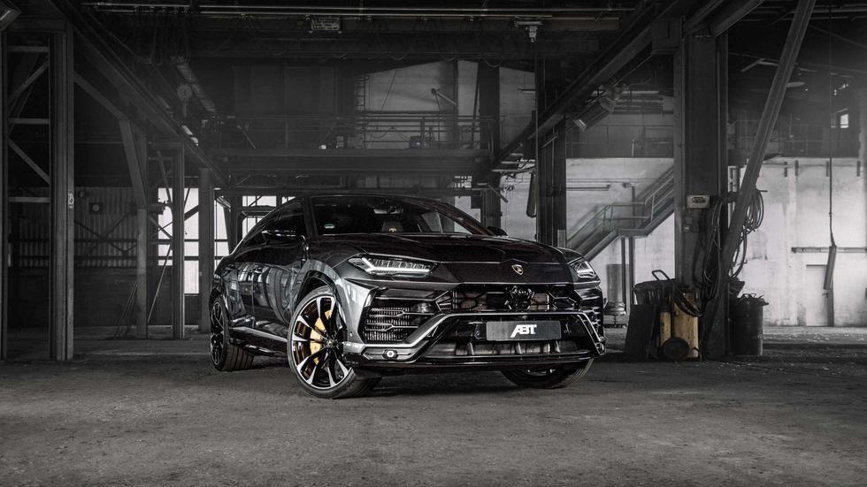 Luego de las modificaciones, el Lamborghini Urus cuenta con una potencia de 710 caballos, convirtiéndose así en la SUV más potente del mundo. (Fotos: ABT).