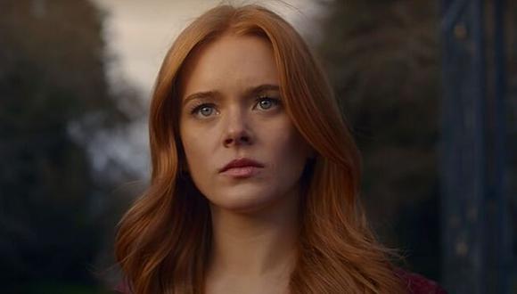 Bloom se ha mostrado como una chica egoísta, pero se puede esperar que esto cambie cuando sepa la verdad sobre Domino y sus padres (Foto: Netflix)