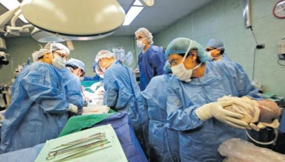 Reniec: solo 3 millones de peruanos están dispuestos a donar sus órganos
