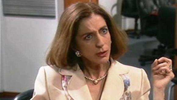 """Talú Quintero es conocida, precisamente, por interpretar a Eduvina Trueba en """"Pasión de Gavilanes"""" y Margarita Sáenz de Mendoza en la popular """"Yo soy Betty, la fea"""" (Foto: Caracol Televisión)"""