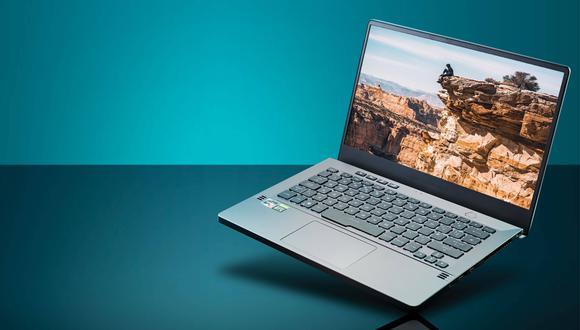 La venta de laptops en el Perú incrementó un 40% durante los meses de pandemia. (Foto: Asus)