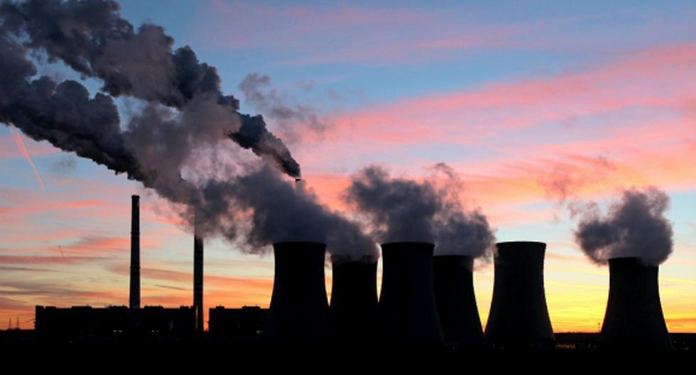Los principales gases son el CO2 , producto de la combustión, y el metano (CH4), gas generado durante la digestión.
