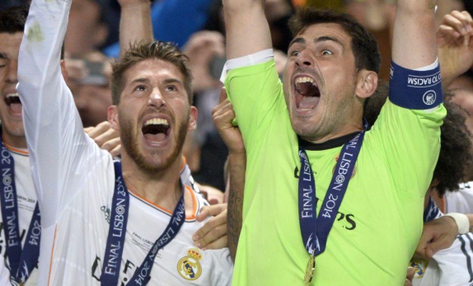 Real Madrid: situación de Casillas y Ramos es un problema