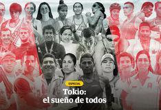 Peruanos en Tokio 2020: horario y competencia de cada uno de los 35 peruanos en los Juegos Olímpicos   ESPECIAL MULTIMEDIA