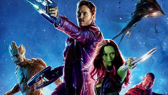 """""""Guardianes de la galaxia"""": mira el nuevo póster del filme"""