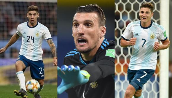 Selección de Argentina: Lionel Scaloni convoca a tres futbolistas de River Plate para las Eliminatorias.