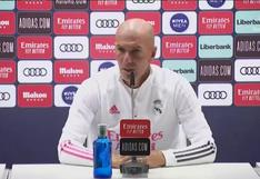 Zidane elogia a Pellegrini antes de su duelo