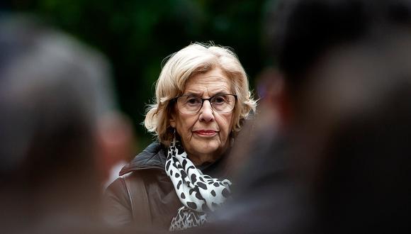 Después de haber sido satanizada por sus opositores en el Partido Popular hace cuatro años como una derrochadora, Manuela Carmena recortó la deuda de la ciudad a casi la mitad. (Samuel de Roman/Getty Images).