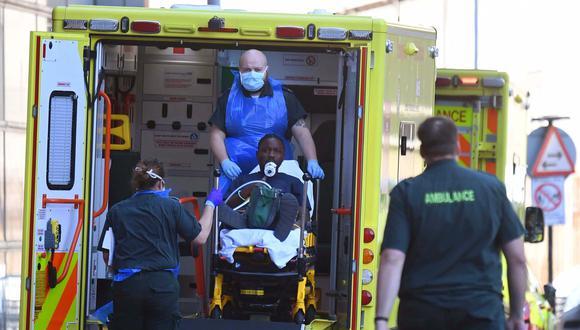 Coronavirus en Reino Unido   Últimas noticias   Último minuto: reporte de infectados y muertos hoy, miércoles 28 de octubre del 2020   Covid-19 UK   (Foto: EFE).