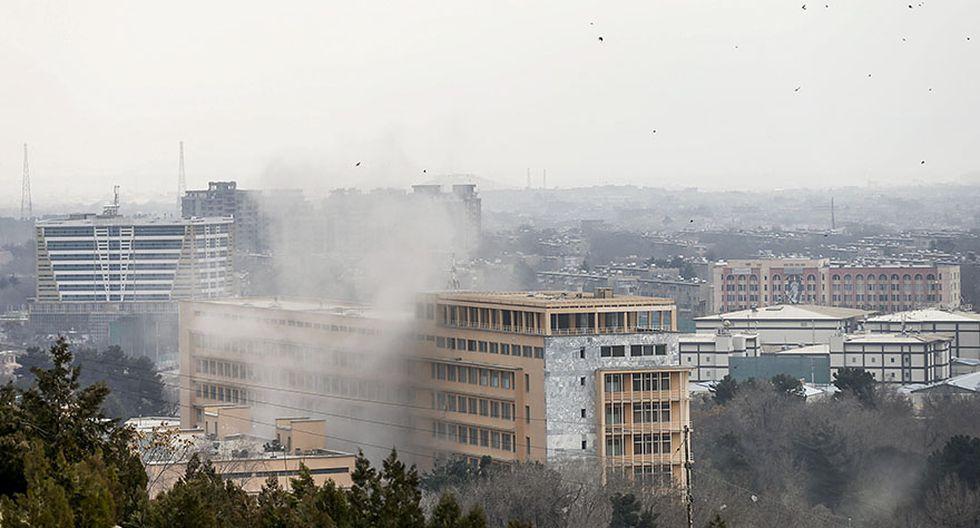 Estado Islámico desata masacre en hospital de Afganistán - 3