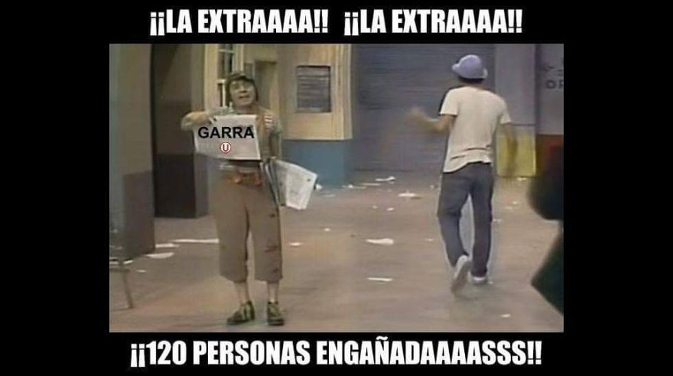 Los mejores memes tras la goleada de Emelec a Universitario - 3